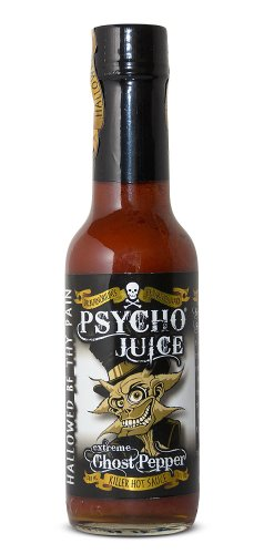 Psycho Juice Extreme Pepper Ghost