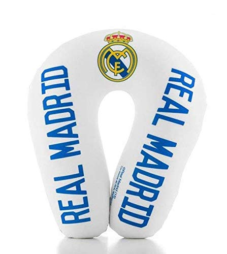 Cuscino cervicale antistress del real madrid cf (1000042032)