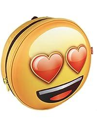 Preisvergleich für Cerdá 3D Emoji Kinder-Rucksack, 28 cm, Gelb (Amarillo)