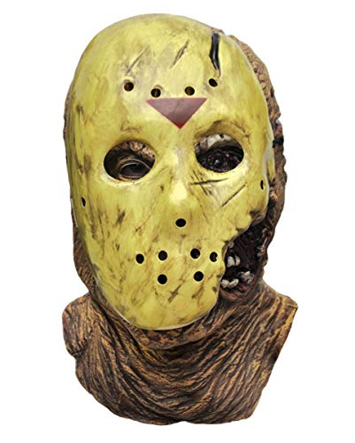 Freitag der 13. Jason Horror Maske New Blood