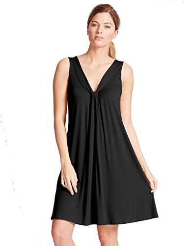 marks-and-spencer-damen-kleid-gr-36-schwarz
