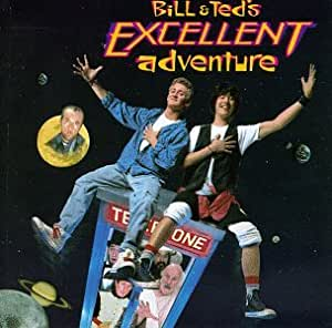 Bill & Ted's Excellent Adventu [Import anglais]