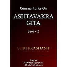 Commentaries on ASHTAVAKRA GITA
