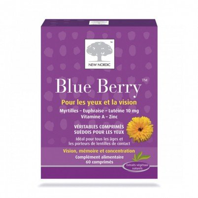 NEW NORDIC - Blue Berry