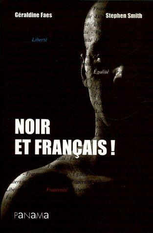 Noir et Français!
