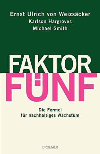 Faktor Fünf: Die Formel für nachhaltiges Wachstum