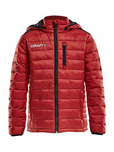 Craft Isolate Jacket JR Winterjacke Daunenjacke Kinder