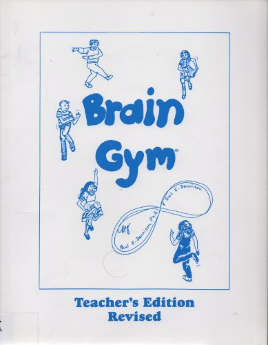 Brain Gym Book Pdf