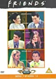 Friends - Series 3 - Episodes 1-8 [DVD] [1995]