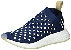 Adidas ORIGINALS Damen NMD_CS2 PK W, Collegiate Navy/Collegiate Navy/FTWR White, 38 EU