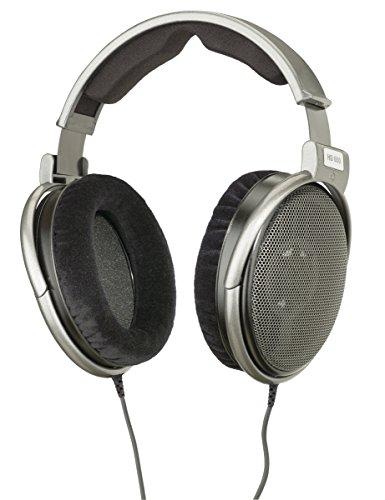 Sennheiser HD 650 Kabel analog Kopfhörer, silber