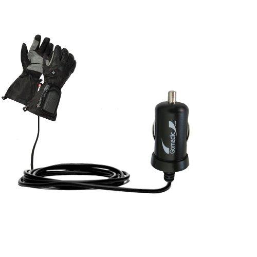 Caricabatterie DC mini per Auto da 10W compatibile con Columbia Bugaglove Max con Tecnologia Power Sleep y TipExchange