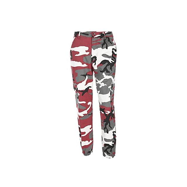 d493e2ad21f61 ... Jeans de Sport, GreatestPAK Pantalons de Camouflage de Camo de Femmes  extérieures Pantalons de Camouflage