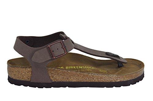 Birkenstock Kairo , Sandales mixte adulte Marrone (Mocca)