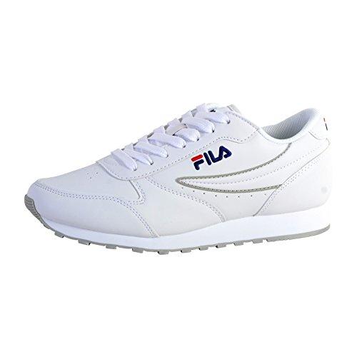 Fila Damen Orbit Low wmn Sneaker, Weiß (White 1010308-1fg), 40 EU -