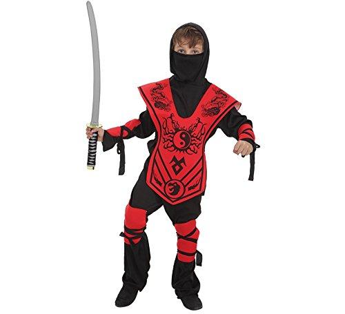 Imagen de llopis  disfraz infantil samurai yin yan t m