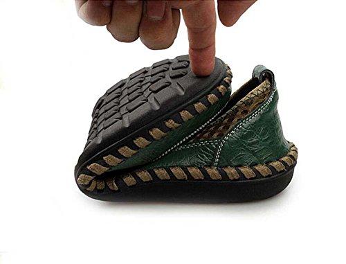 Pumpe Schlüpfen Loafer Netzgarn Mesh Sandalen Beiläufig Schuhe Männer Atmungsaktiv Hohl Krokodilmuster Pedal Schuhe Sneaker Fahrschuhe Lazy Schuhe Eu Größe 38-46 Black Jau9F6axU