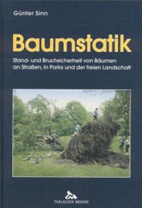 Baumstatik - Stand- und Bruchsicherheit von Bäumen an Straßen, in Parks und der freien Landschaft: Biologische Aspekte und eine Einführung in die ... der Neigungs- und Dehnungsmessmethoden