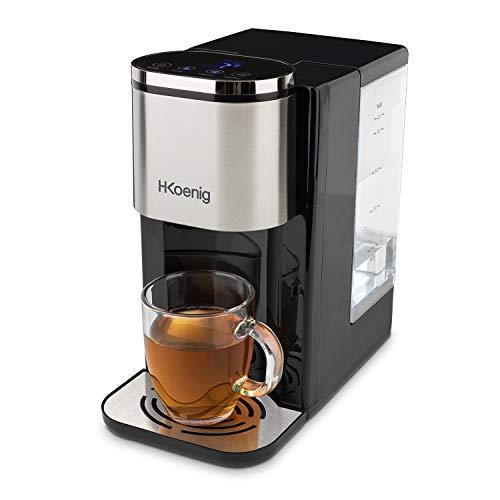 H.Koenig DWAT800 Distributeur d'eau chaude, 2.2 liters