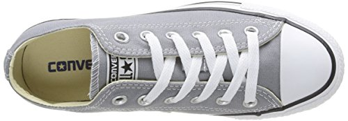 Converse Herren 147137C Chuck Taylor Ox Canvas Seasonal Cloud Grey