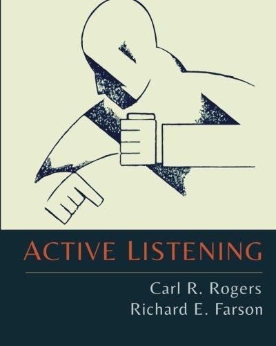 Active Listening por Carl R. Rogers