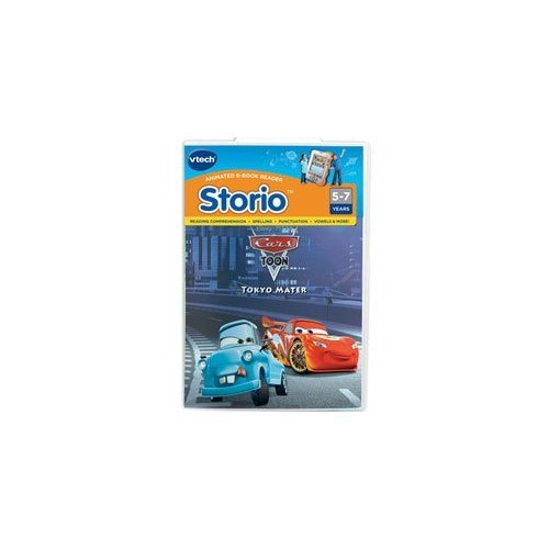 Disney VTech Storio Software: