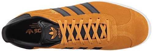 Adidas Mens Gazelle Suede Trainers yacyel, cblack, goldmt