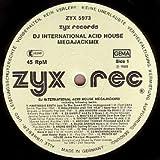 Various - DJ International Acid House Megajackmix - ZYX Records - ZYX 5973