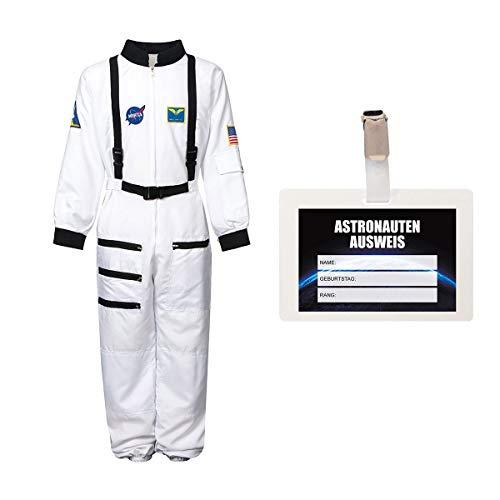 Astronauten-Kostüm für Kinder