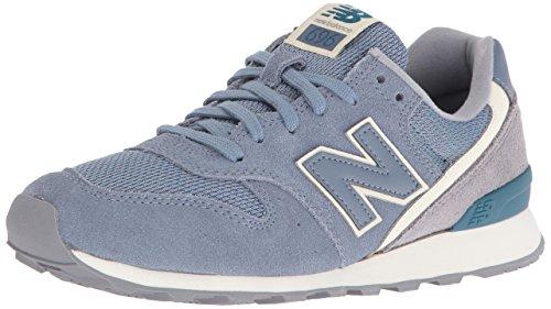 New Balance Women's WL696V1 Sneakers, Blue Rain, 10 B US Blue Rain