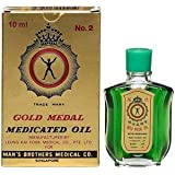 Gold Medal Oil 3ml (Original from Singapore) Pack of 6's