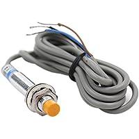 heschen Induktive Näherungsschalter Sensor Switch LJ8A3–2-z/AX Detektor 2mm 6–36VDC 200mA NPN Normalerweise geschlossen (NC) 3Draht