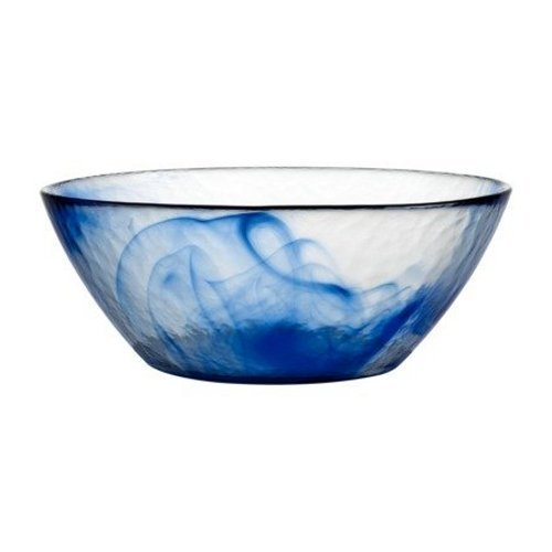 Bormioli Rocco Murano Bowls, Small, Blue, Set of 6 by Bormioli Rocco Bormioli Rocco Murano