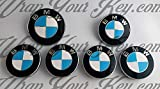Babyblau M SPORT & Weiß Abzeichen Emblem Vinyl Überzug Aufkleber Superwrappz Bezüge für BMW Haube Koffer Felgen Räder für Alle Serie 1,2,3,4,5,6,7,X1,X2,X3,X4,X5,X6,Z1,Z3,Z4,Z8,Sport,X-Drive