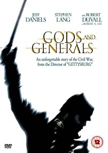 Gods And Generals [DVD] [2003]