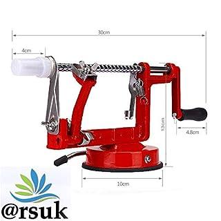 ARSUK Rotary Apple Peeler with Suction Base