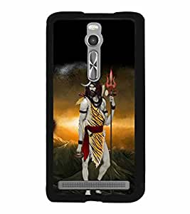Vizagbeats Life Time For Me Back Case Cover for ASUS ZENFONE 2