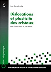 Dislocation et plasticité