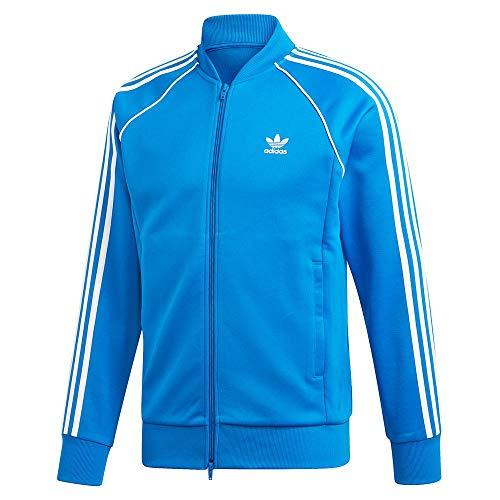 adidas Herren SST TT Sweatshirt, Bluebird, M Adidas Originals Track Tops