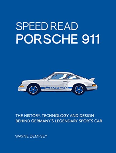 Speed Read Porsche 911: The History, Technology and Design Behind Germany