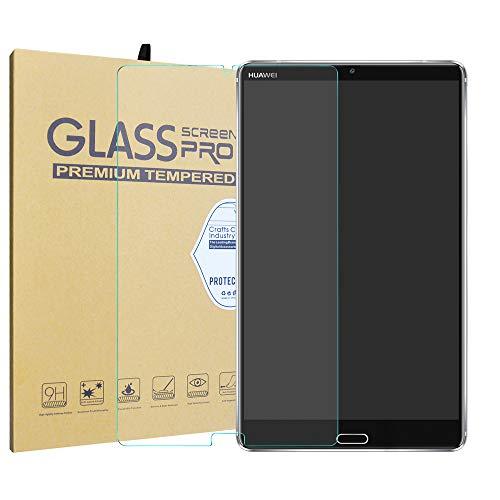 LiuShan MediaPad M5 8.4 Schutzfolie, [HIGH DEFINITON HD KLARHEIT] nur 0.3mm Gehärtetes Glas Panzerglas Folie Schutzfolie Bildschirmschutz Folie für 8.4