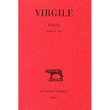 Eneide, tome 2 : Livres V-VIII