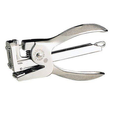 El Casco M-85 - Grapadora de tenazas