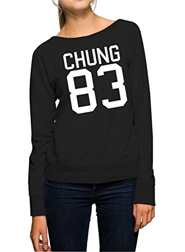 Chung 83 Sweater Girls Black-XL