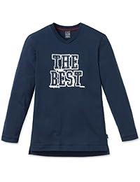 Schiesser Mix & Relax Shirt 1/1-Camiseta de pijama Niños,