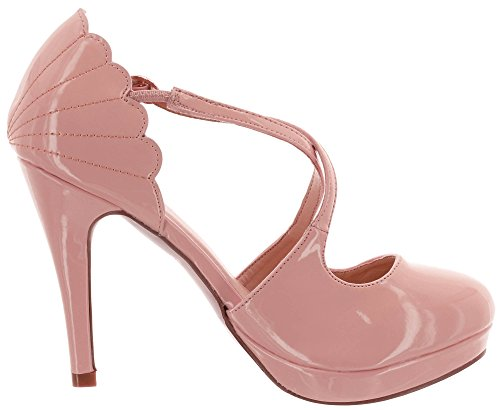 Days Riverside Dancing Riemchen 260 Rae Pumps Pink Banned Odw6nxqa