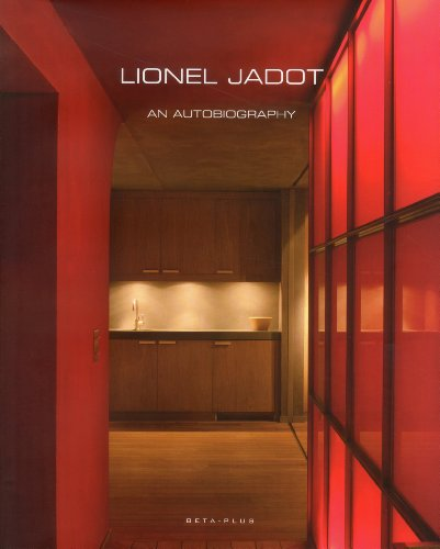 Lionel Jadot : An autobiography par Wim Pauwels