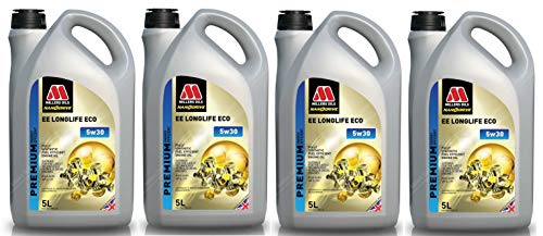 Price comparison product image Millers Oils EE Longlife ECO 5w30 A5 / B5 Engine Oil,  20 Litres