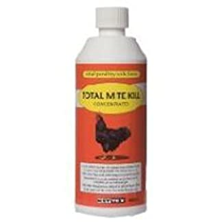 Net Tex Total Mite Kill Liquid Concentrate, 500 ml 8