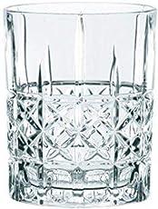 Crescita Crystal Scotch 6 Piece Glasses (310 Ml_Transparent)